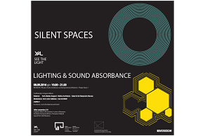 Museion meets XAL: Lighting & Sound Absorbance