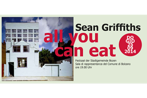 Sean Griffiths – all you can eat