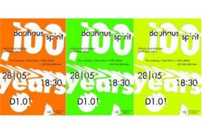 Bauhaus Spirit 100 years of Bauhaus