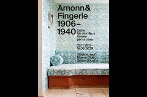 we suggest: AMONN & FINGERLE 1906-1940 AMONN & FINGERLE L'amore per la casa. Tra architettura, arte e quotidianità.