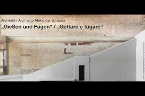 "Alexander Schwarz, David Chipperfield Architects Berlino, Partner & Design Director ""Gettare e fugare"""