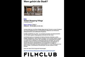 Film: Global Shopping Village