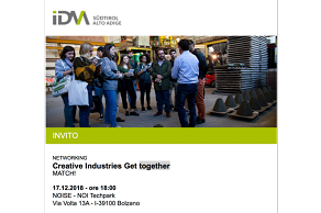 IDM_Creative Industries Get together