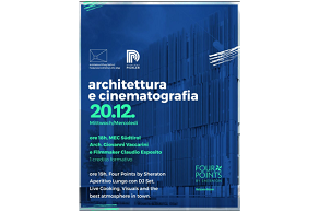Architettura e cinematografia in collaboration with Stahlbau Pichler